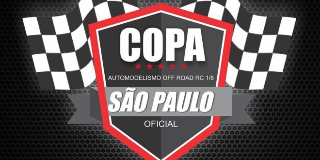 1ª Etapa – Copa SP RC Off Road 2016